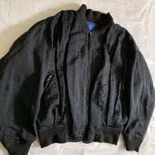 Load image into Gallery viewer, aw1989 Issey Miyake Blue Reversible Staff Jacket - Size OS