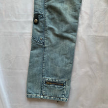Load image into Gallery viewer, ss2005 Junya Watanabe x Porter Denim Cargo Pants - Size M
