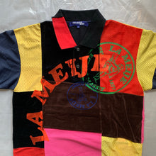 "Load image into Gallery viewer, aw2005 Junya Watanabe Reconstructed ""La Meije"" Patchwork - Size M"