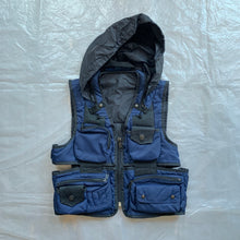 Load image into Gallery viewer, aw1996 Issey Miyake Cargo Vest - Size OS