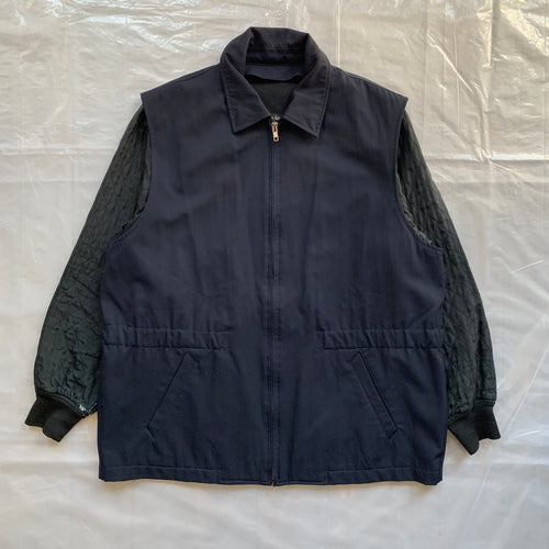 aw1989 CDGH+ 2 in 1 Jacket (Vest with removable lining) - Size M