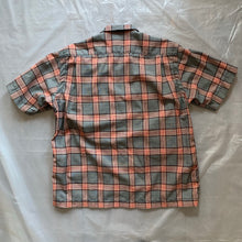 Load image into Gallery viewer, ss2005 Junya Watanabe Fisherman Plaid Cargo Shirt - Size L