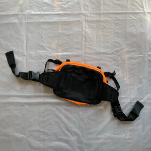 aw1996 Issey Miyake Safety Orange Waistbag - Size OS