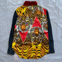 Load image into Gallery viewer, aw2006 Yohji Yamamoto Tiger Shirt - Size M