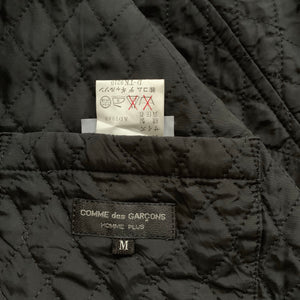 1989 CDGH+ Reversible Hooded Vest - Size M