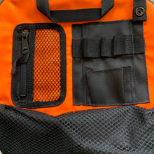 Load image into Gallery viewer, aw1996 Issey Miyake Safety Orange Waistbag - Size OS