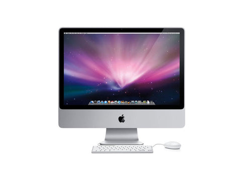 "Refurbished Apple iMac  with 20"" Display MA876LL/A (Intel Core 2 Duo, 2 GB RAM, 320 GB) 12 Month Warranty"