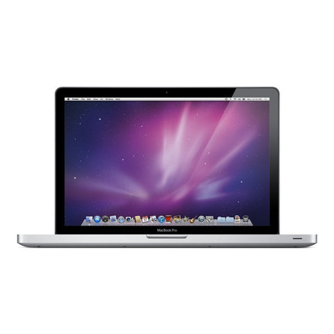 Refurbished Apple MacBook Pro 13.3'' Intel i5 Dual Core 2.3GHz-RAM 4GB /macOS High Sierra -12 Month warranty