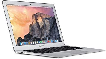 Refurbished Apple MacBook Air MJVM2LL/A 11.6-Inch- macOS Catalina (1.6 GHz Intel i5, 128 GB SSD-12 Months warranty - 2015