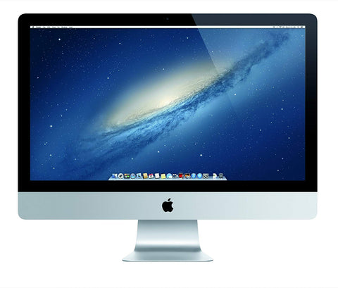 "Refurbished Apple iMac 27"" MC510LL/A Intel Core i3-550 X2 3.6GHz 8GB 2TB -12 Month warranty"
