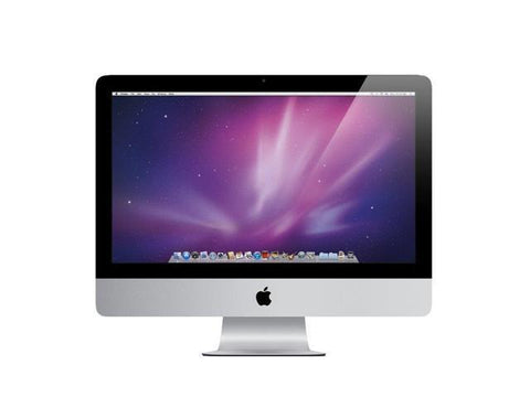 "Refurbished Apple iMac A1224 CORE 2 DUO 2.0 -2.4GHZ HDD , 20"" SCREEN-12 Month warranty OS X El Capitan"