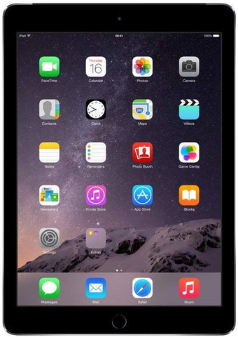 Refurbished Apple iPad Air 2, 16 GB, Space Gray- 12 Month warranty