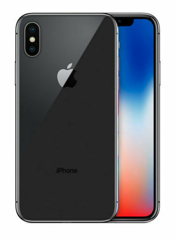 Refurbished Apple iPhone X, 256GB - 12 Months warranty