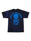 SS - ROYAL TIE DYE w BLUE PRINT - Lake of the Woods Club
