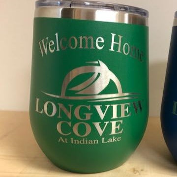 Logo Tumbler Cups. Reunion Tumbler Cups. Bulk Employee Tumbler Cups. - C & A Engraving and Gifts