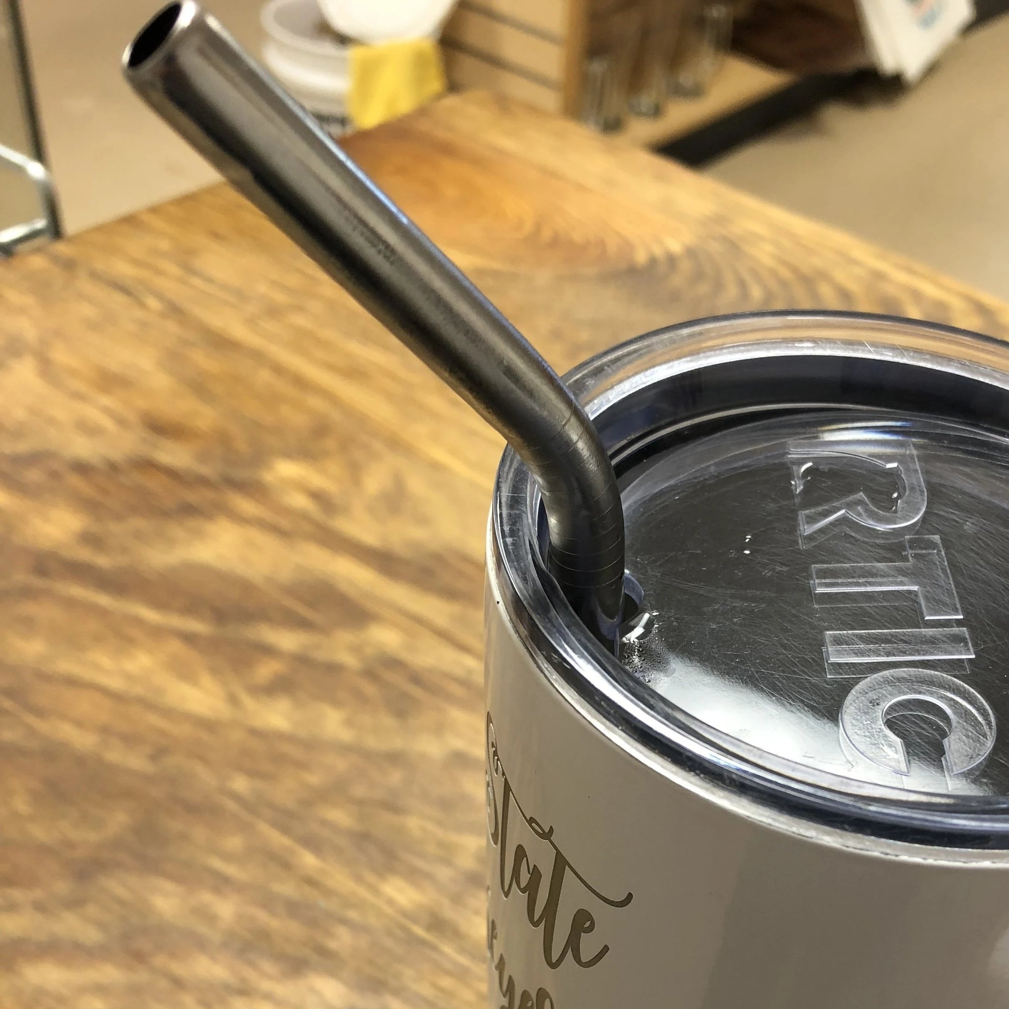 Stainless Steel Straw For Tumbler Cup - C & A Engraving and Gifts