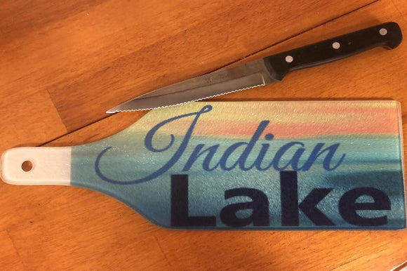 Indian Lake Cutting Board