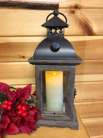 Lantern Memorial. In Memory of Lighted Lantern. - C & A Engraving and Gifts