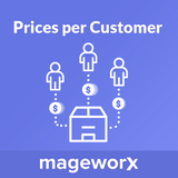 Prices per Customer for Magento 2