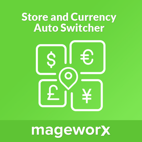 Store & Currency Auto Switcher for Magento 2