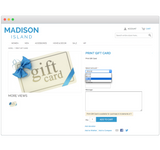 Gift Cards for Magento
