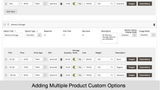 Advanced Product Options Suite for Magento 2
