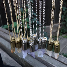 Load image into Gallery viewer, 45 Bullet Necklace