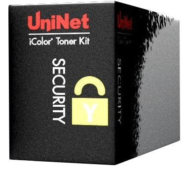 R550 Yellow Security toner cartridge (3,000 pages)