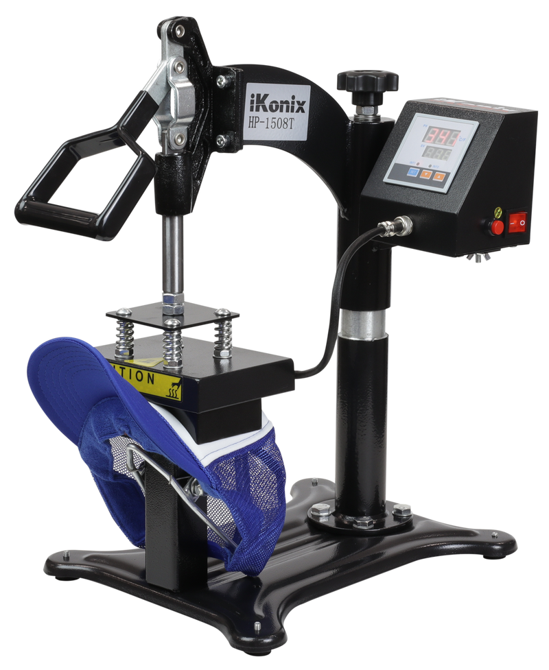 iKonix Cap Heat Press