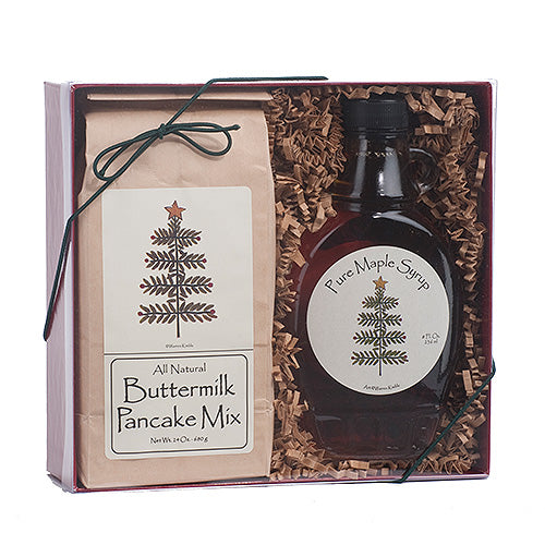 8 oz BFF Tree Red Box VT A Dark Robust Gift Pack