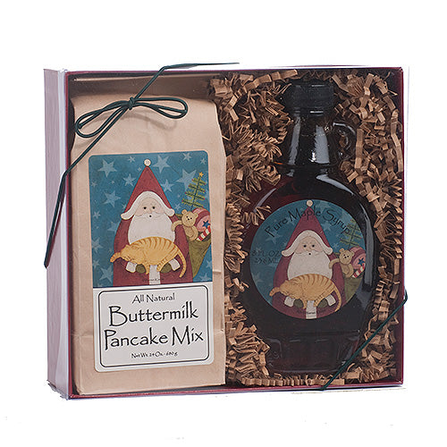 8 oz BFF Santa Box VT A Dark Robust Gift Pack