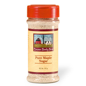 Brown Family Farm 6.1 oz. Maple Sugar Shaker (173g)
