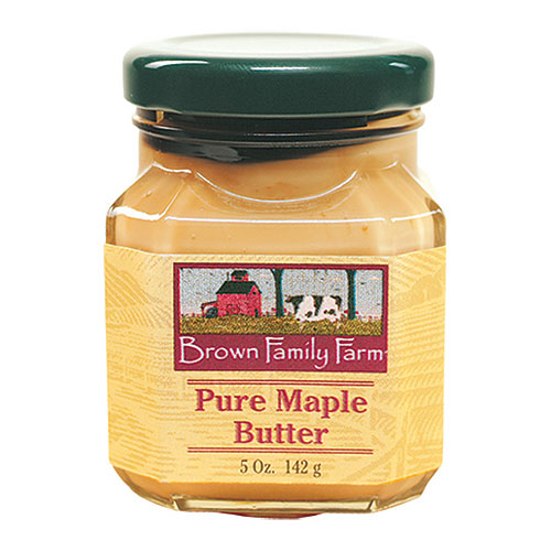 5 oz Pure Maple Butter