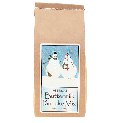 24 oz Brown Family Farm Pancake Mix Snowman