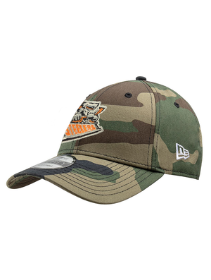 Steelers New Era Camo Cap