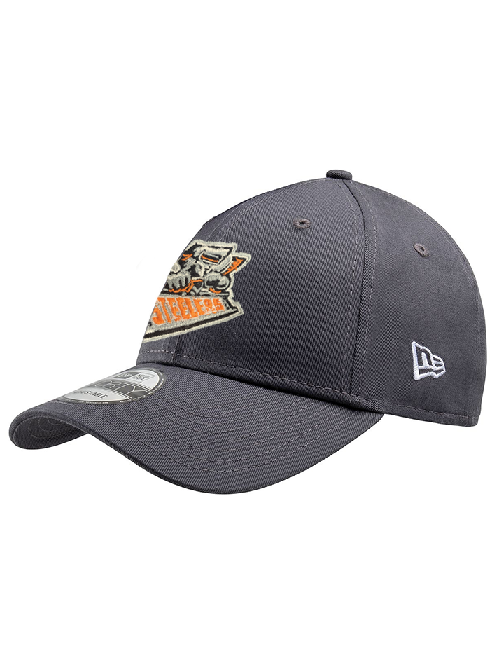 Steelers New Era Grey Cap