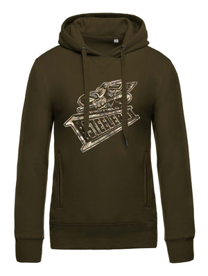 Limited Edition Steelers Camouflage Print Hoodie