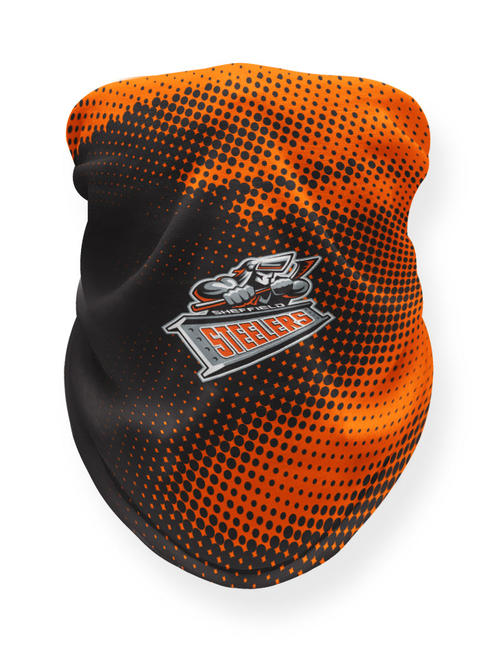 Steelers Orange & Black Snood