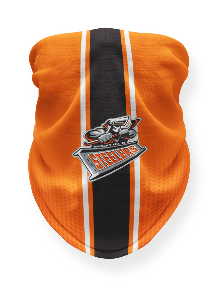 Sheffield Steelers Orange Snood