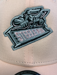 Steelers New Era Pink Cap