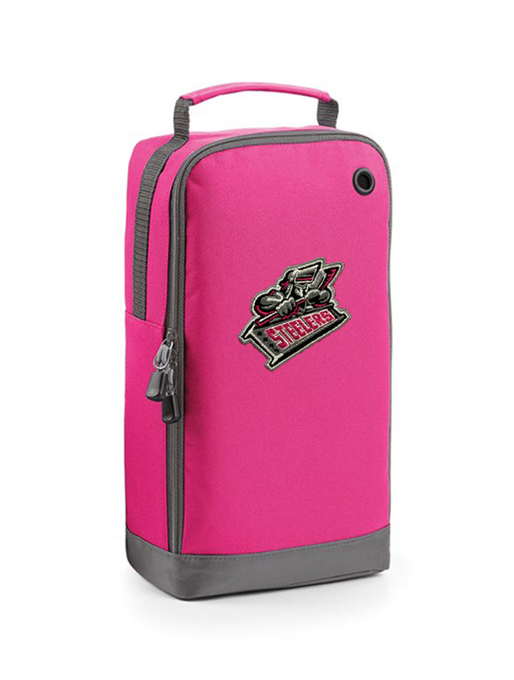 Steelers Pink Shoe/Accessory Bag