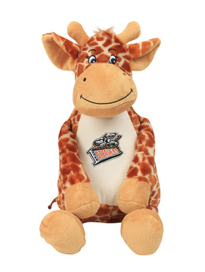 Steelers Giraffe