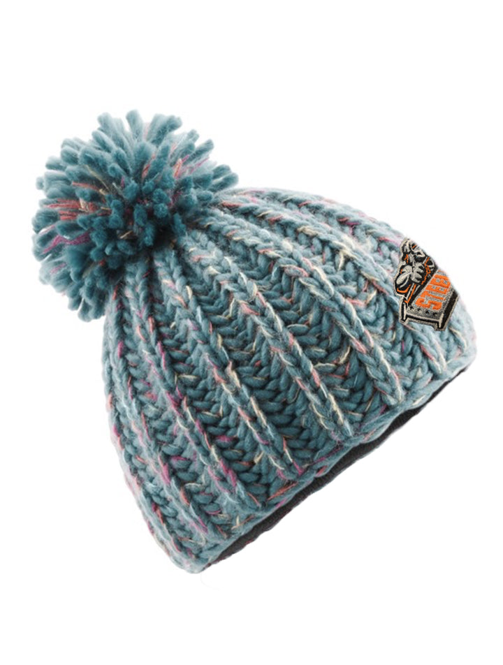 Steelers Teal Knit Beanie