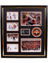 600x525mm Individually Signed Challenge Cup Champions Frame