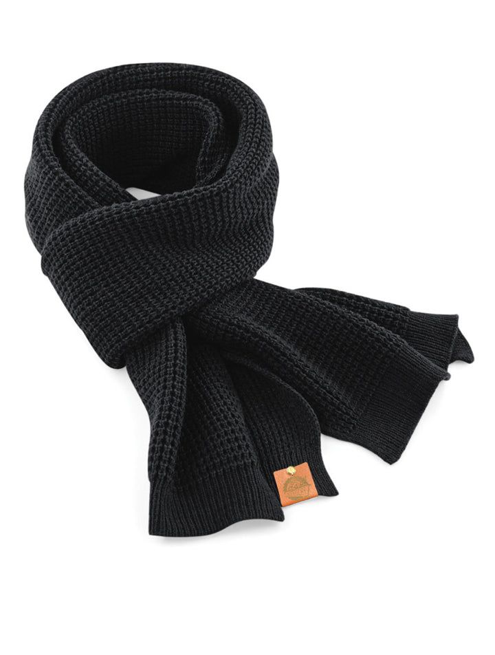 Steelers Classic waffle knit scarf
