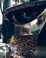 coffee roaster andrew rizer fresh roasted photography