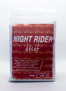 Night Rider decaf