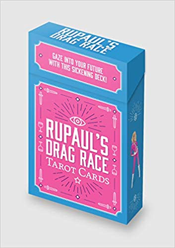 Ru Paul's Drag Race Tarot Cards