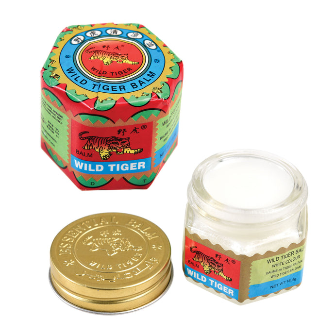 Jar of Wild Tiger Balm