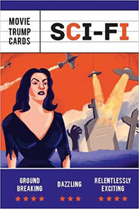 Sci Fi Movie Trump Cards